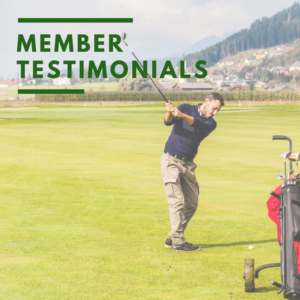 CT AM TOUR Member Testimonials
